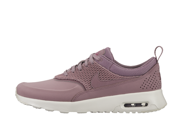 Nike AIR MAX Thea Premium Leather Mujer Grises 904500-200