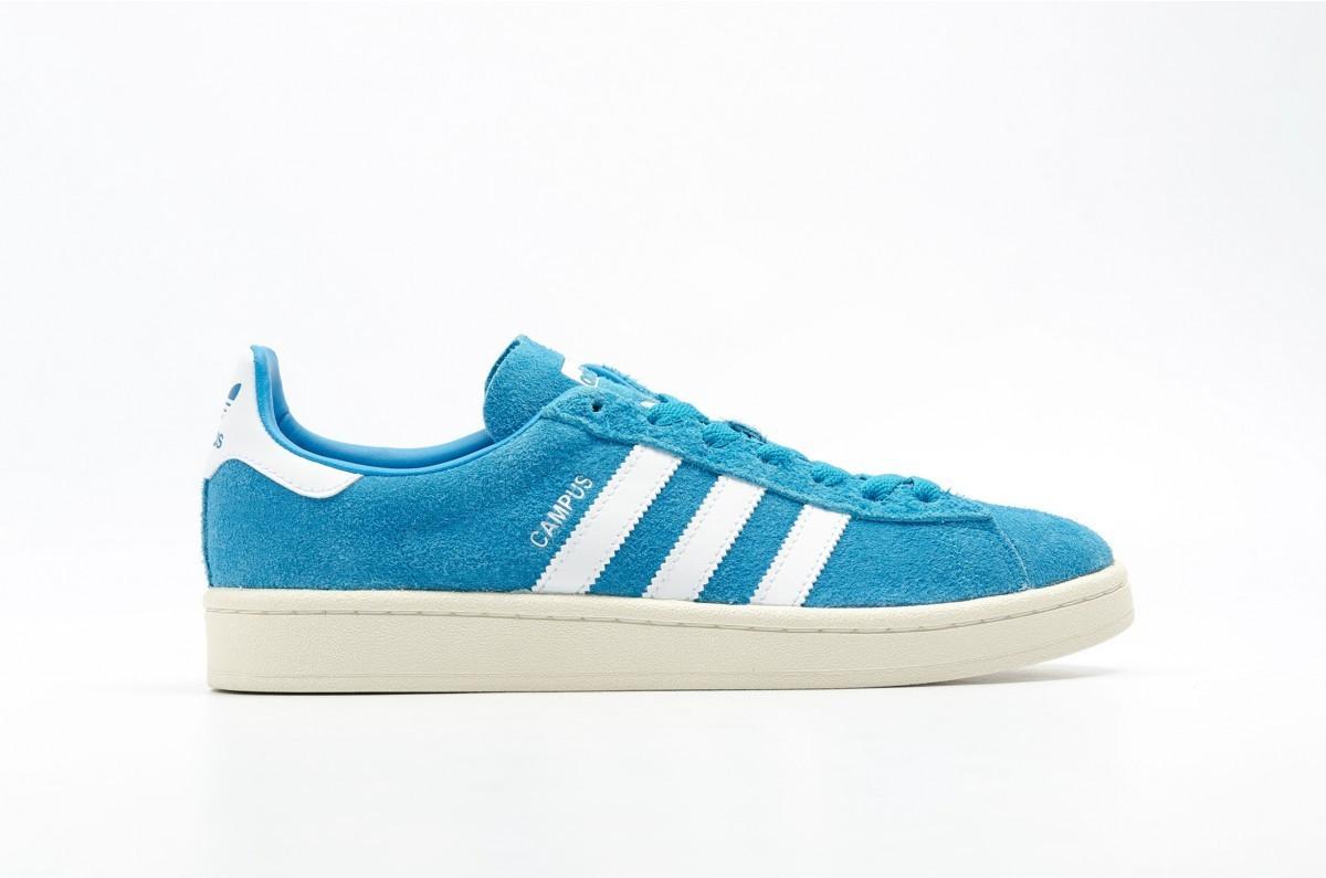 Adidas Campus Hombre Azules BZ0070