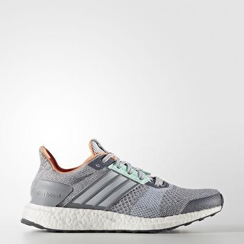 Adidas ULTRABOOST ST Mujer Grises Zapatillas BA7833
