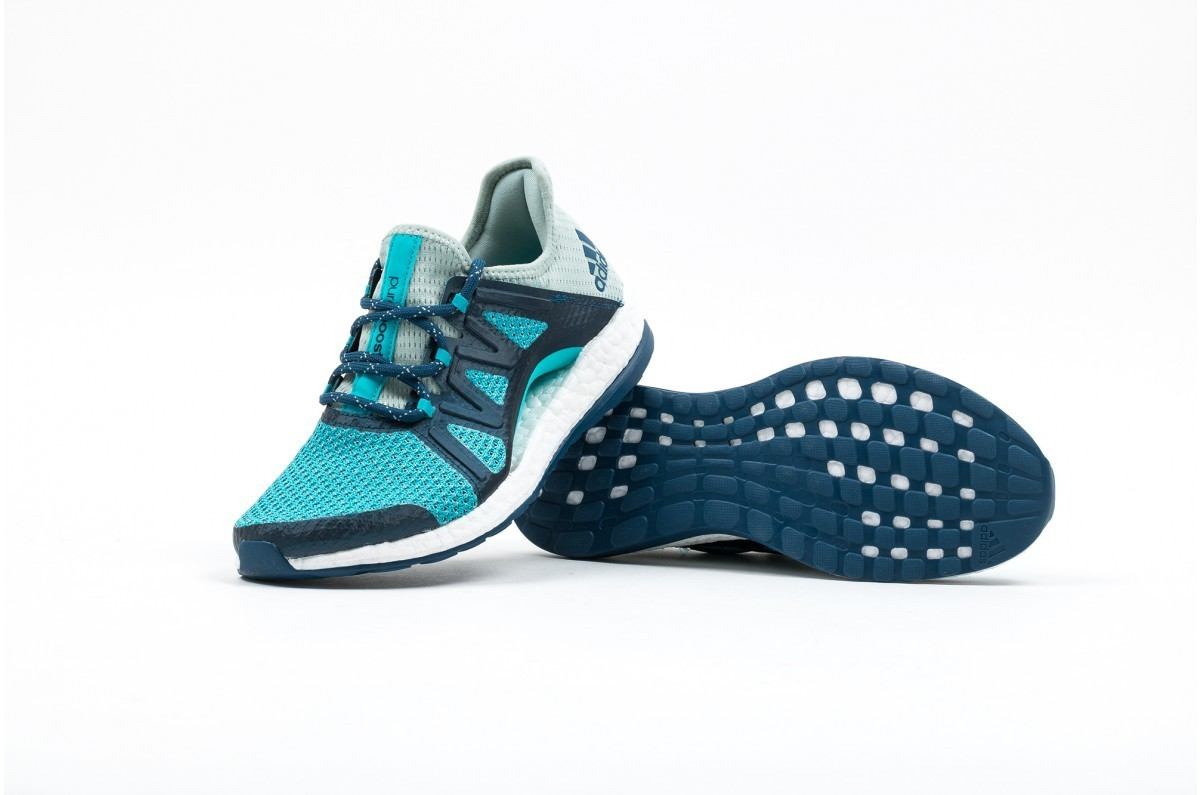 Adidas Pure Boost Xpose Mujer verdes BA8272