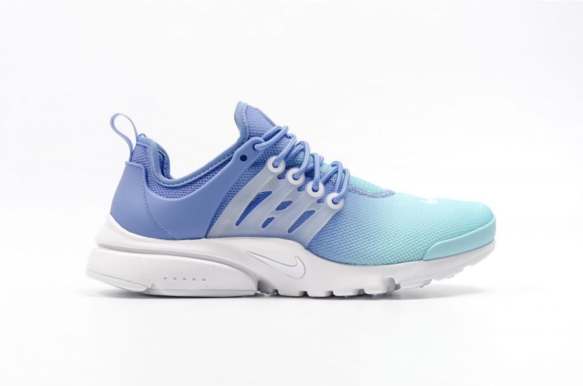 zapatillas azules nike mujer