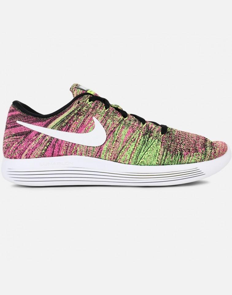 Nike Lunarepic Low Flyknit Hombre Blancas 844862-999