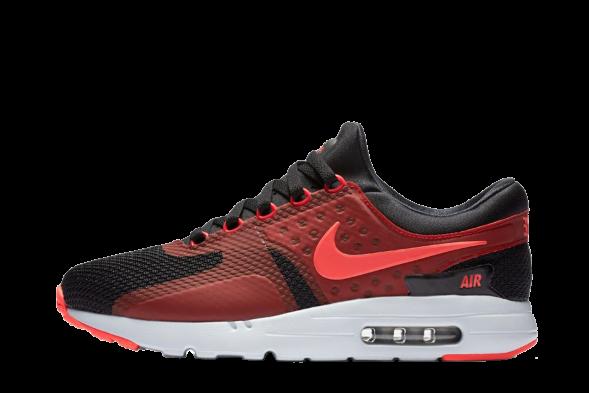 Nike AIR MAX Zero Premium Hombre Rojas 876070-007