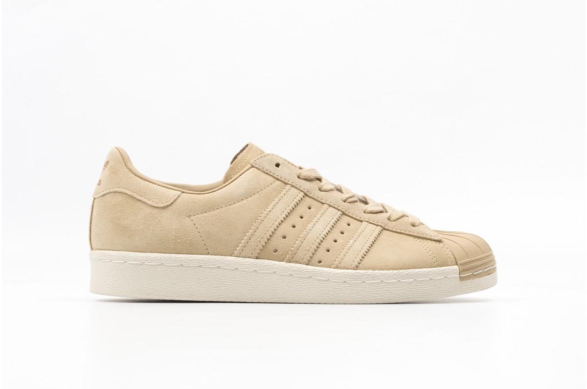 Adidas Superstar 80s Hombre Khaki BB2227