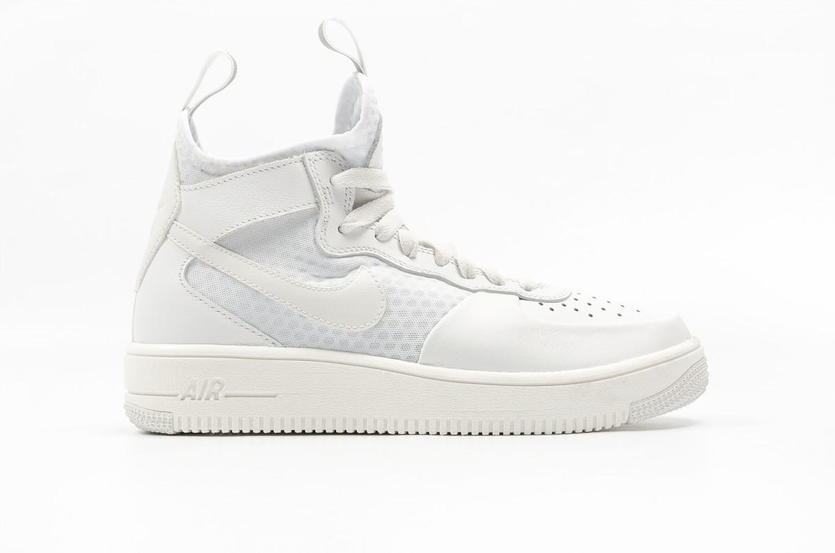 zapatillas nike mujer blancas air force