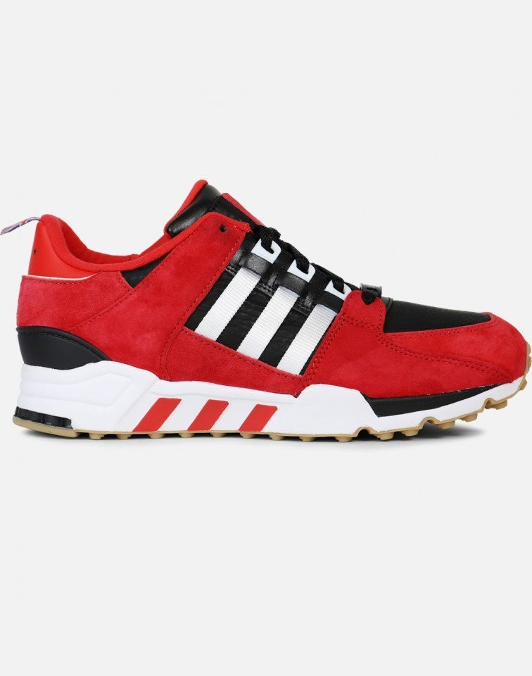 Adidas EQT Running Support London Marathon Hombre Rojas B27660