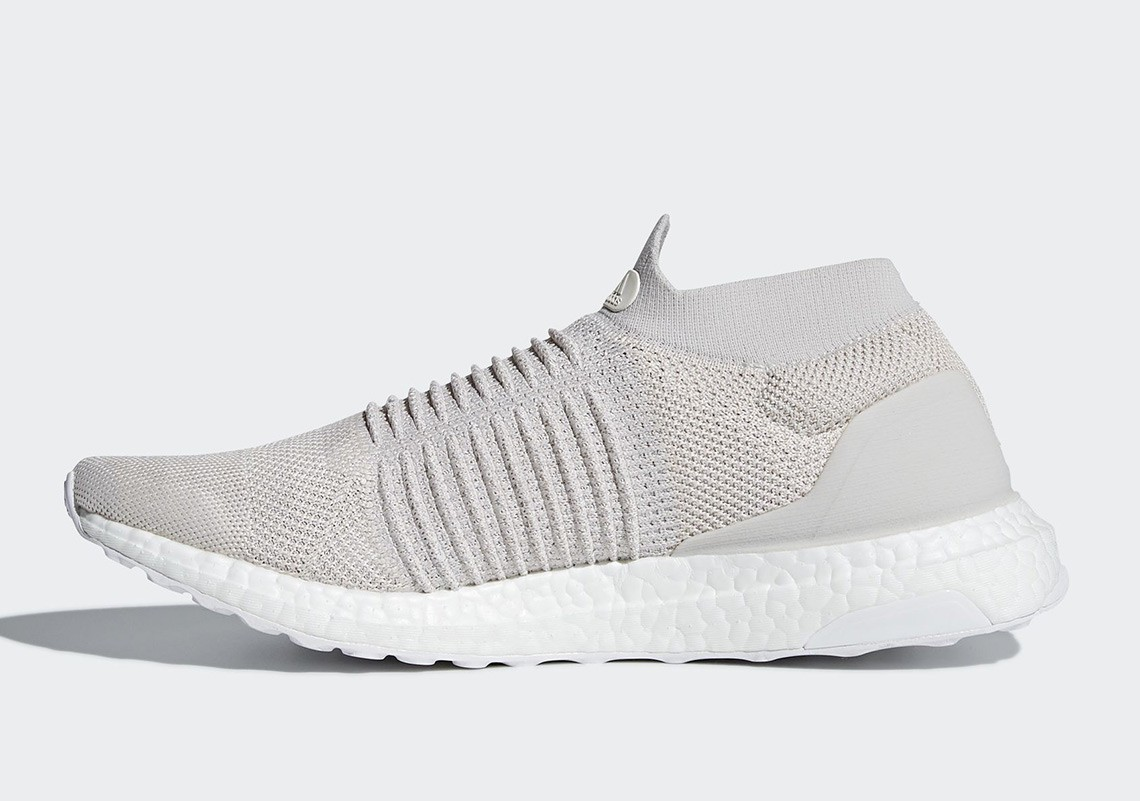 adidas Originals Ultraboost Laceless Blancas/Blancas BB6145