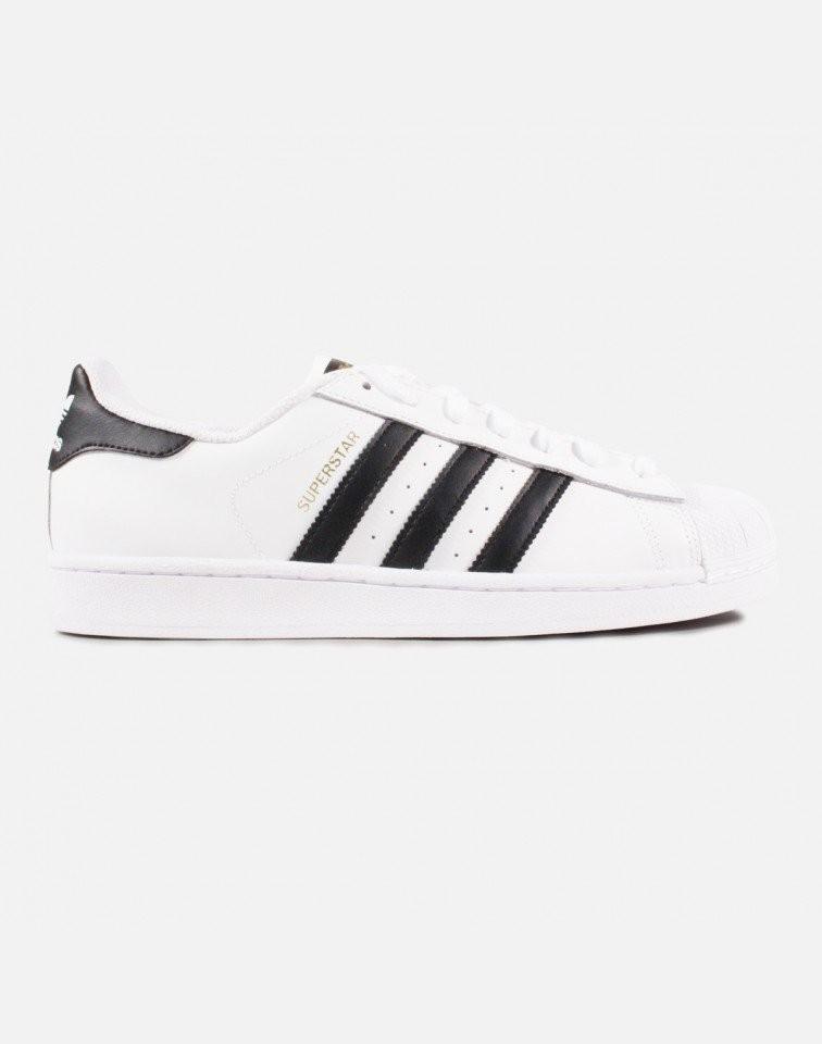 Adidas Originals Superstar Hombre Blancas C77124