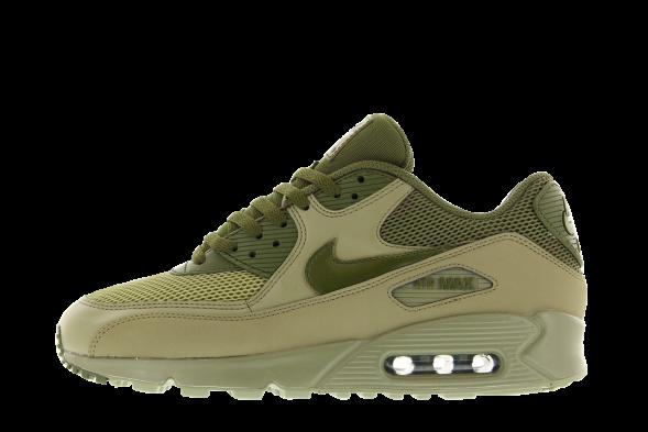 Nike AIR MAX 90 Essential Hombre verdes 537384-200