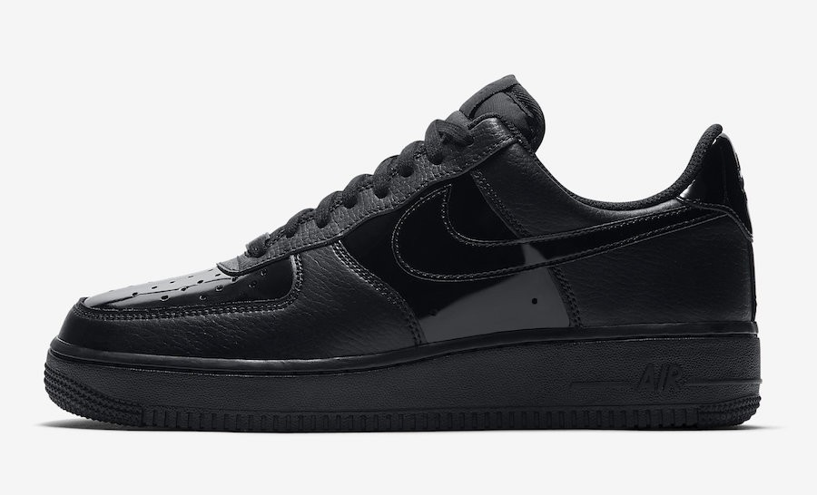 air force 1 negras mujer