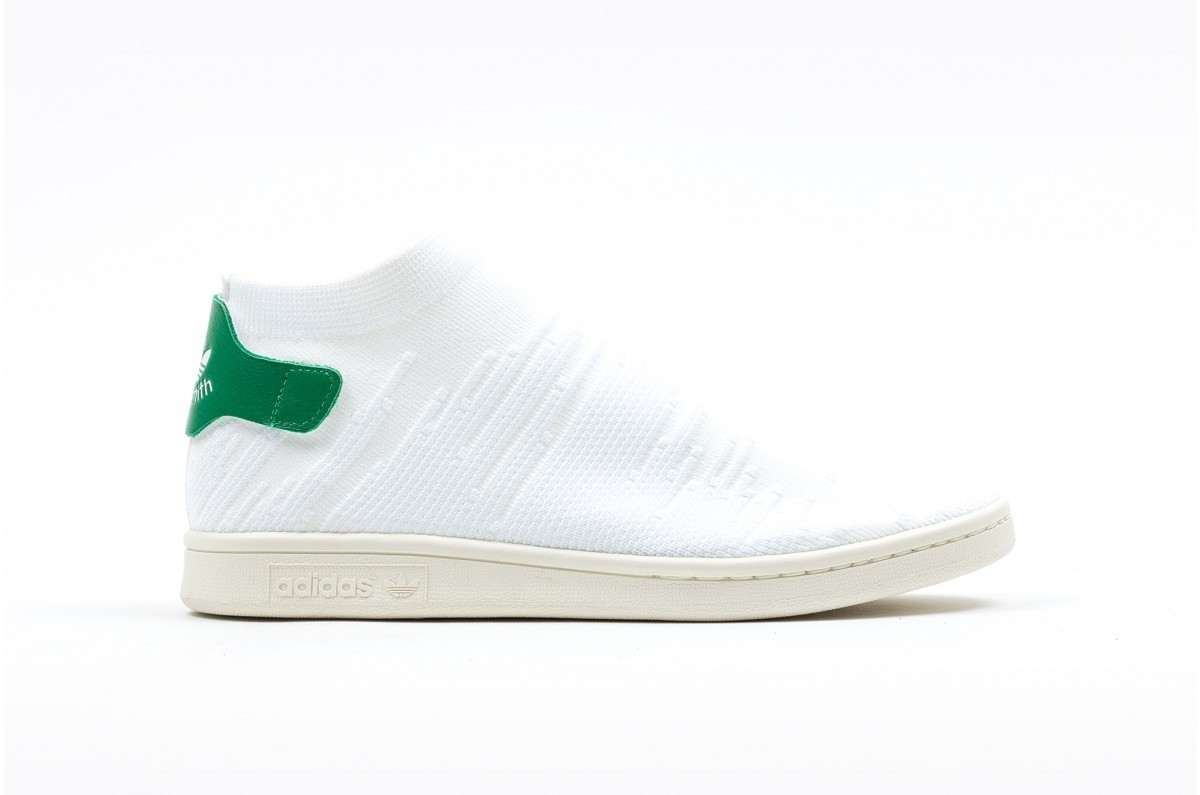 Adidas Stan Smith Shock Primeknit Mujer verdes BY9252