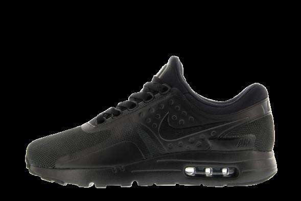 Nike AIR MAX Zero Essential Hombre Negras 876070-006