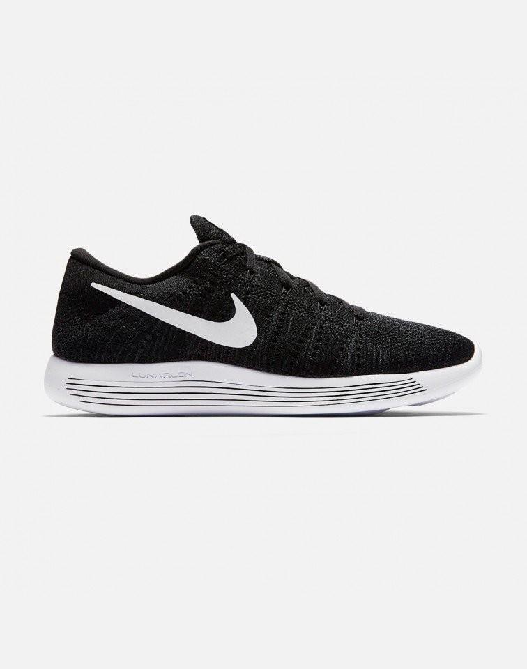 Nike Lunarepic Low Flyknit Hombre Negras 843764-002