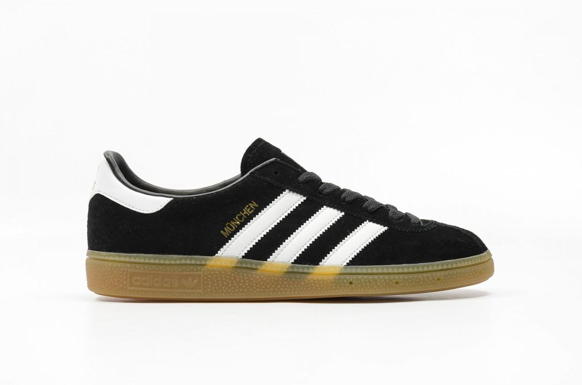 Adidas München Hombre Negras BB5296