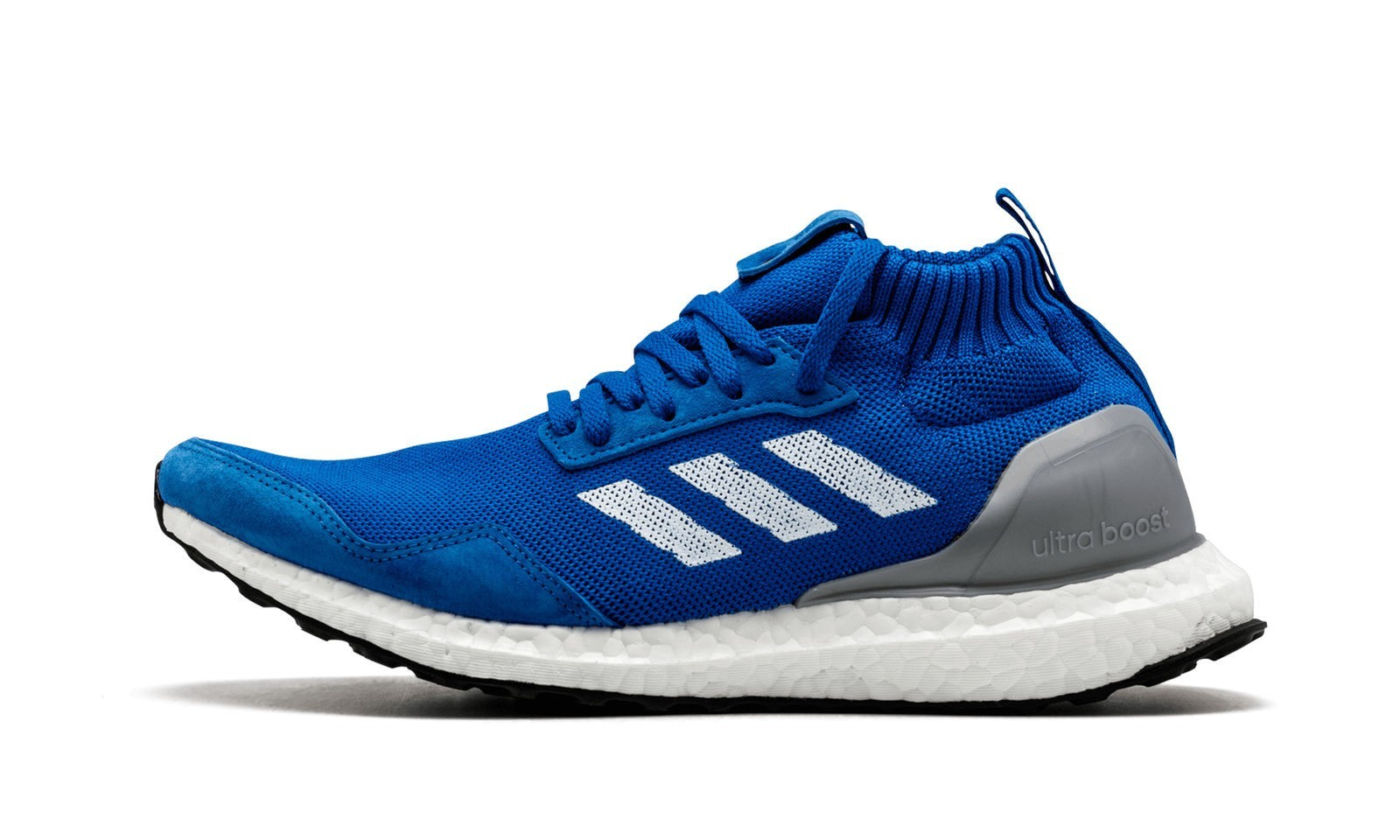 "Adidas Ultra Boost Mid ""Run Thru Time"" Azules/Blancas/Grises by3056"