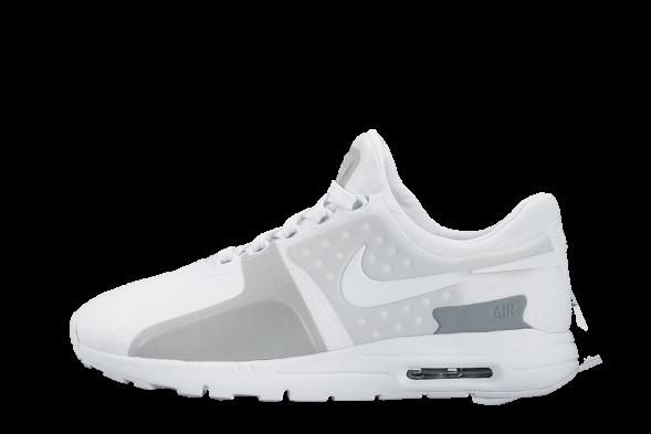 Nike Mujer AIR MAX Zero SI Blancas 881173-100