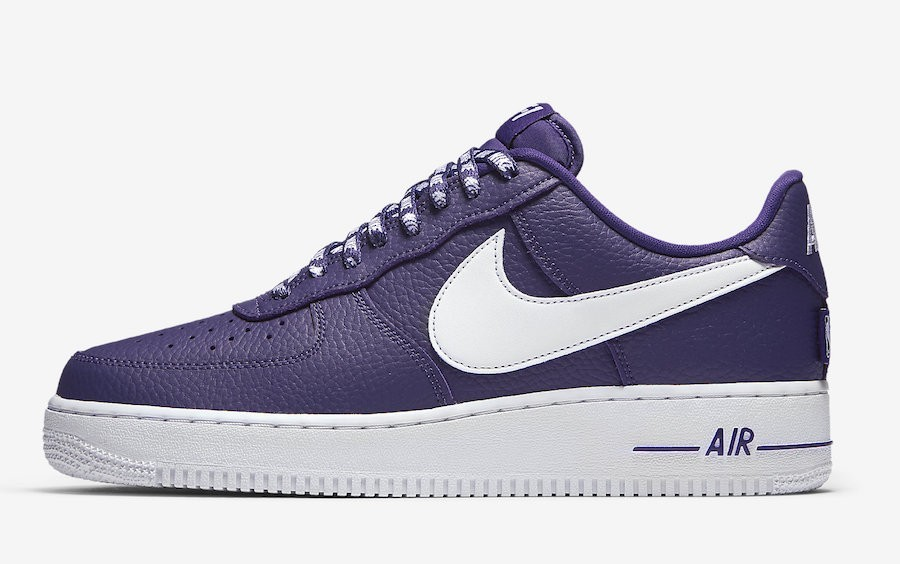 Nike Air Force 1 Low NBA 'Love For The 1' Púrpura/Blancas 823511-501