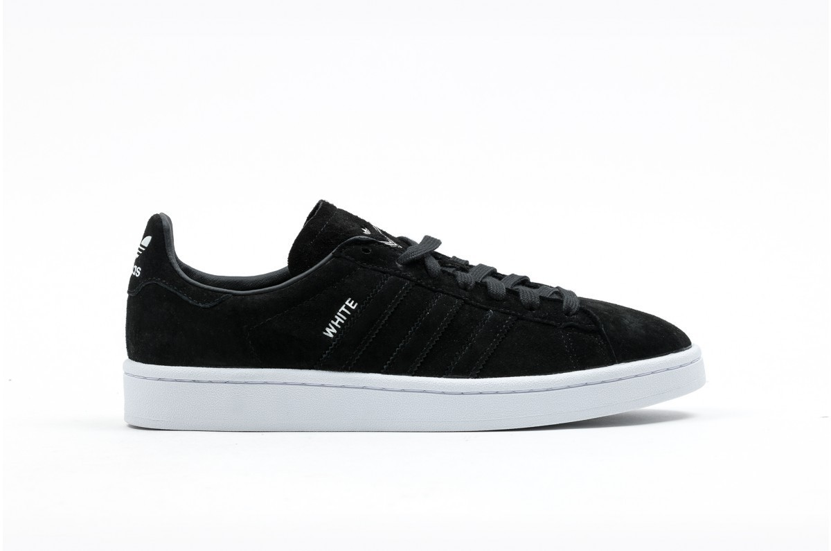 Adidas Campus x white Mountaineering Hombre Blancas CQ1763
