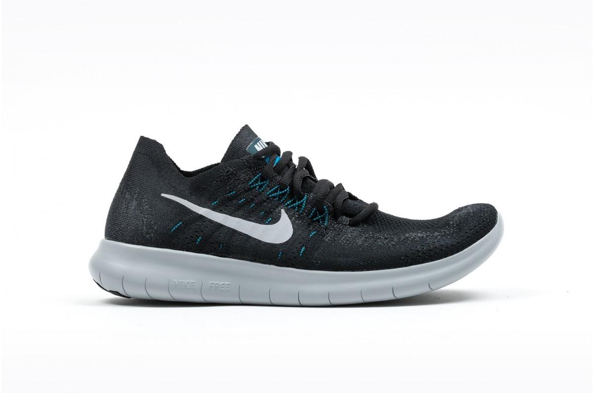 Nike Free RN Flyknit 2017 Hombre Negras 880843-008