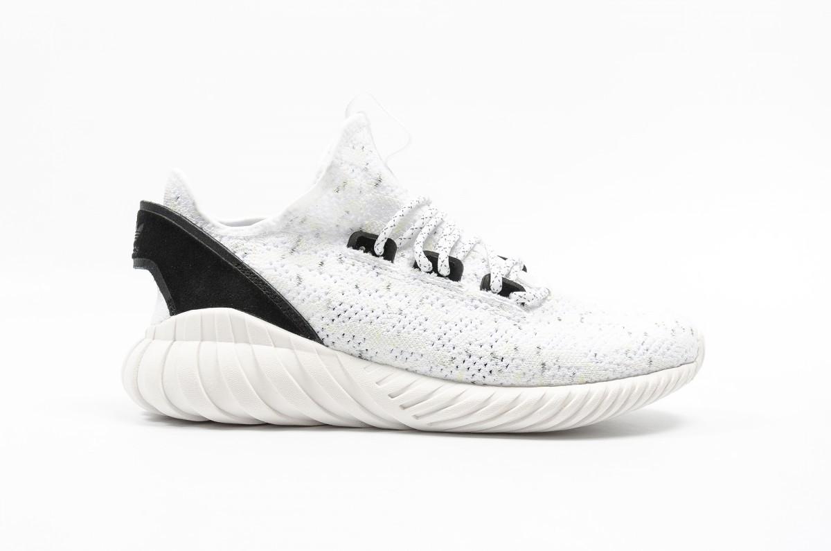 Adidas Tubular Doom Sock PK Hombre Blancas BY3558