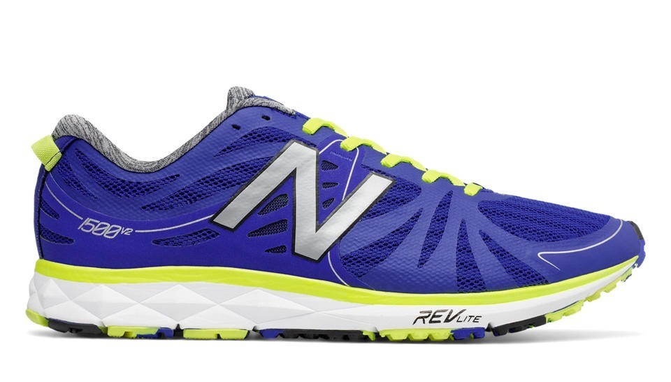 New Balance Hombre M1500BY2 1500v2 Azules with Hi-Lite