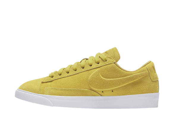 Nike Mujer Blazer Low Amarillas AA3962-300