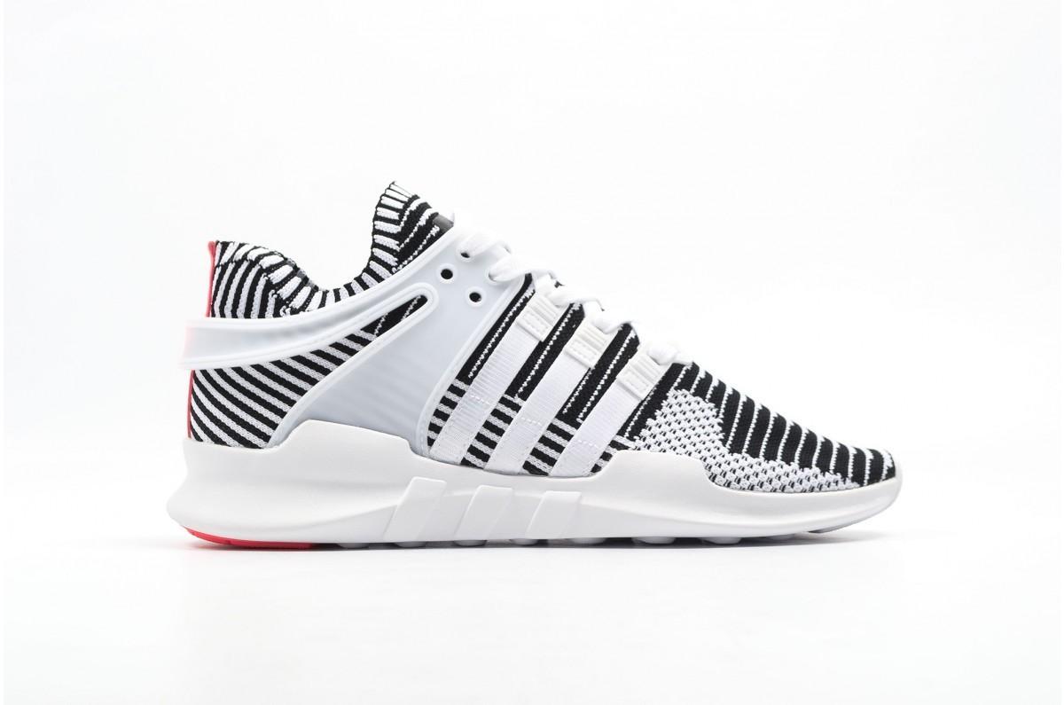 Adidas EQT Support ADV Primeknit Hombre Blancas BA7496