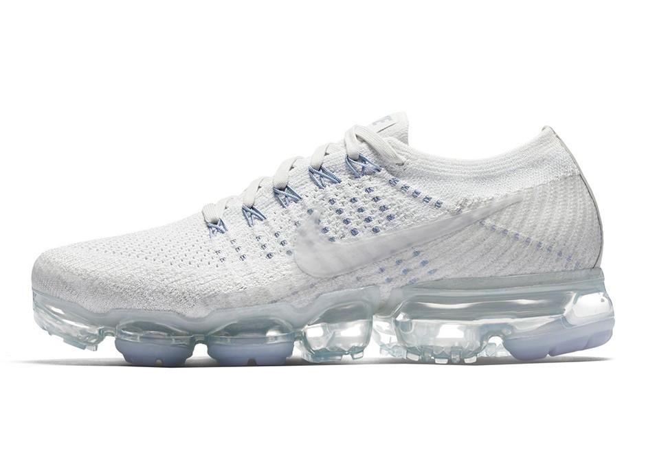 Nike NikeLab Air Vapormax Flyknit Mujer Grises 899472-002