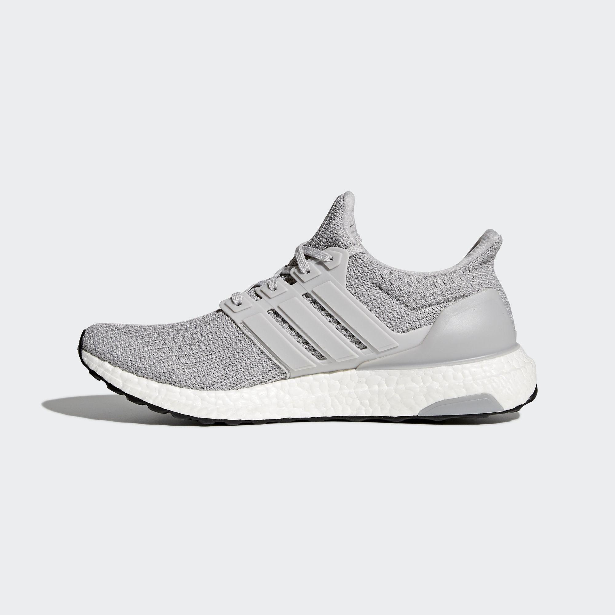 """Adidas Ultra Boost 4.0 """"Grises"""" Hombre BB6167"""