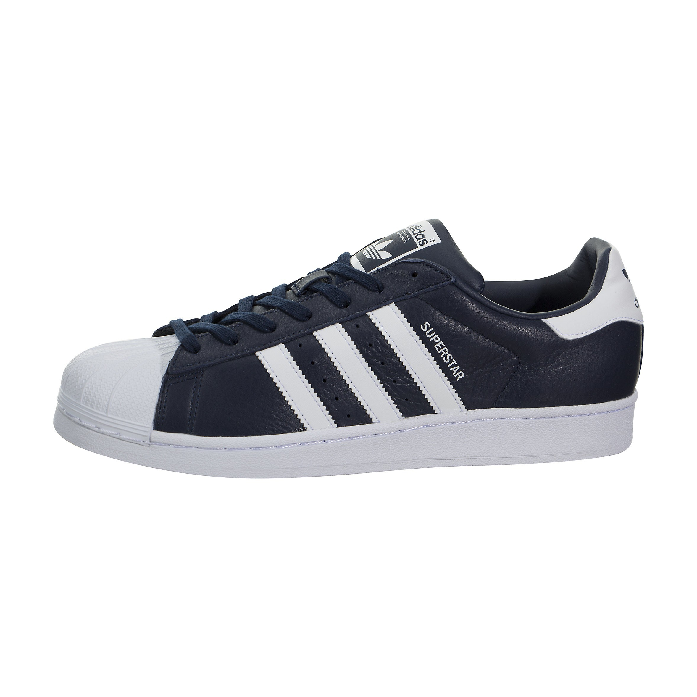 adidas Originals Superstar Hombre Azules Blancas Bb2239