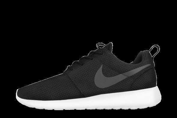 Nike Roshe One Hombre Negras 511881-010