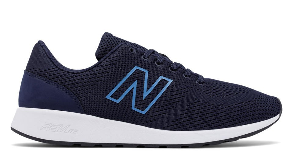 New Balance Hombre MRL420RN 420 Re-Engineered Navy with Azules
