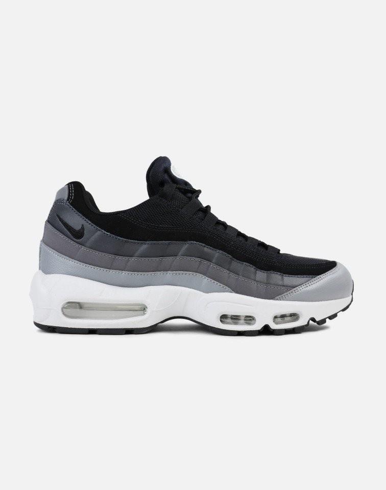 Nike AIR MAX 95 Essential Hombre Negras 749766-021