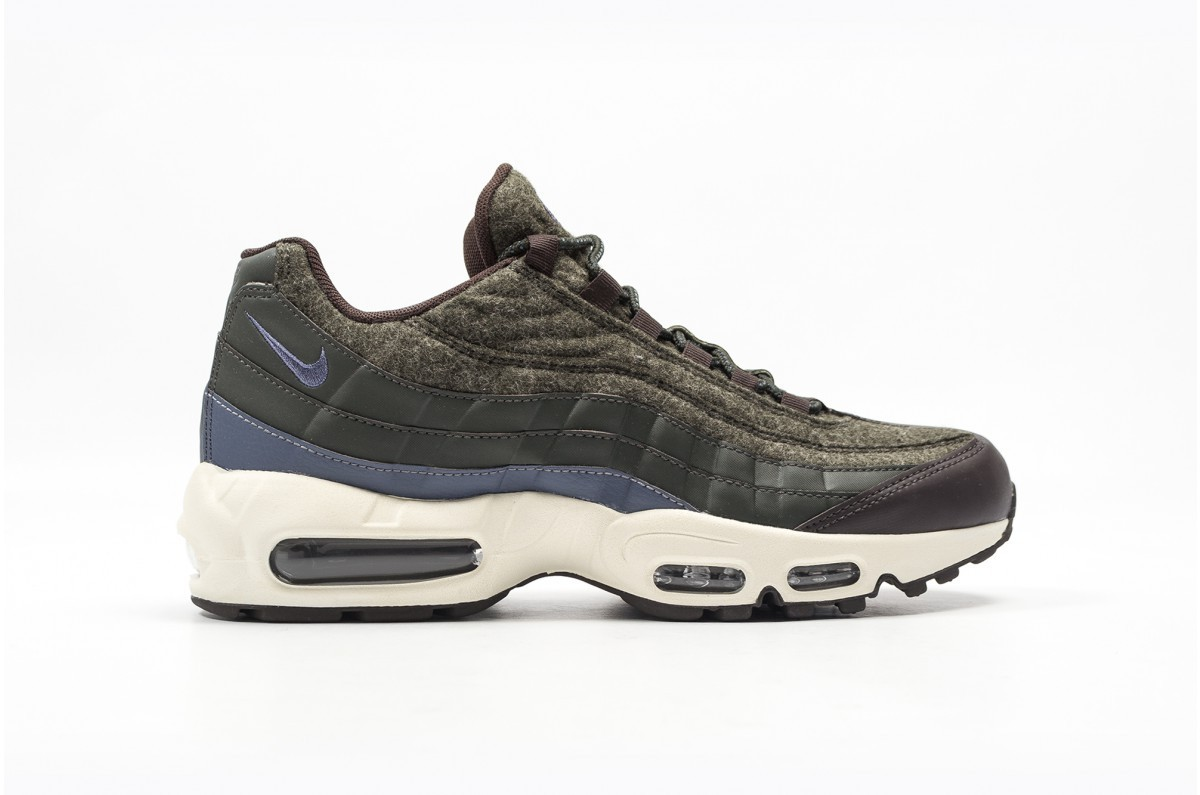 Nike Air Max 95 Premium Sequoia Light Carbon 538416-300