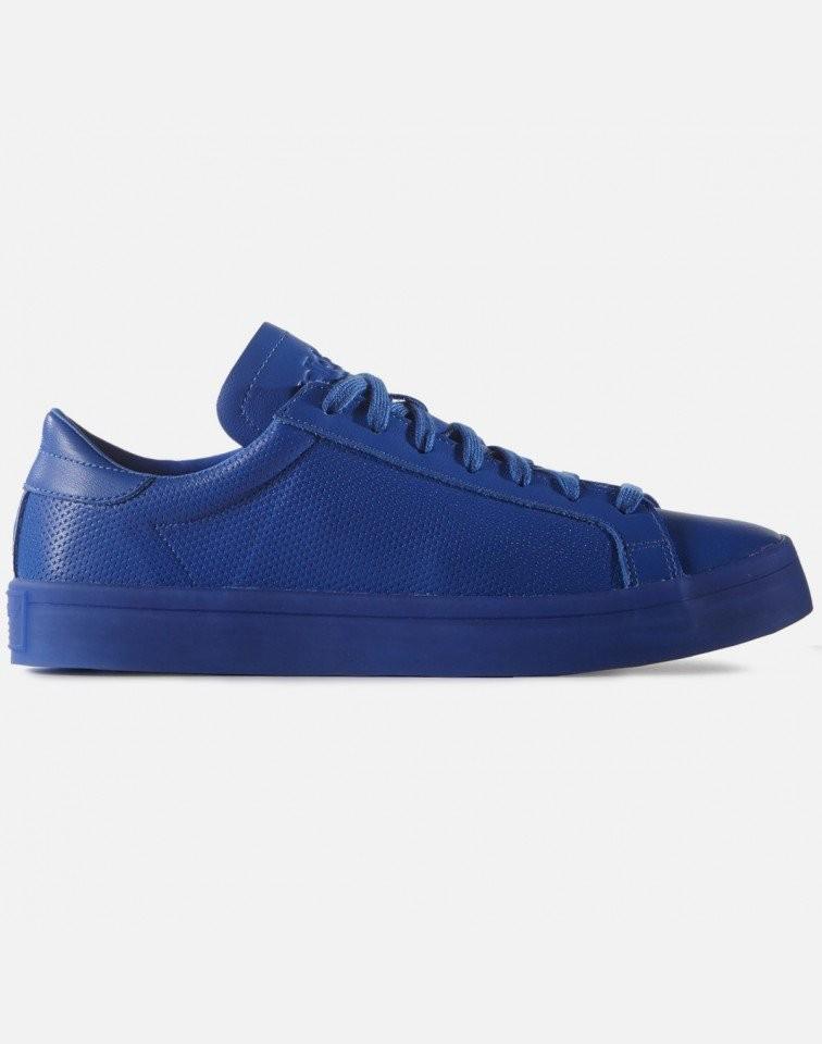 Adidas Court Vantage Hombre Azules S80252