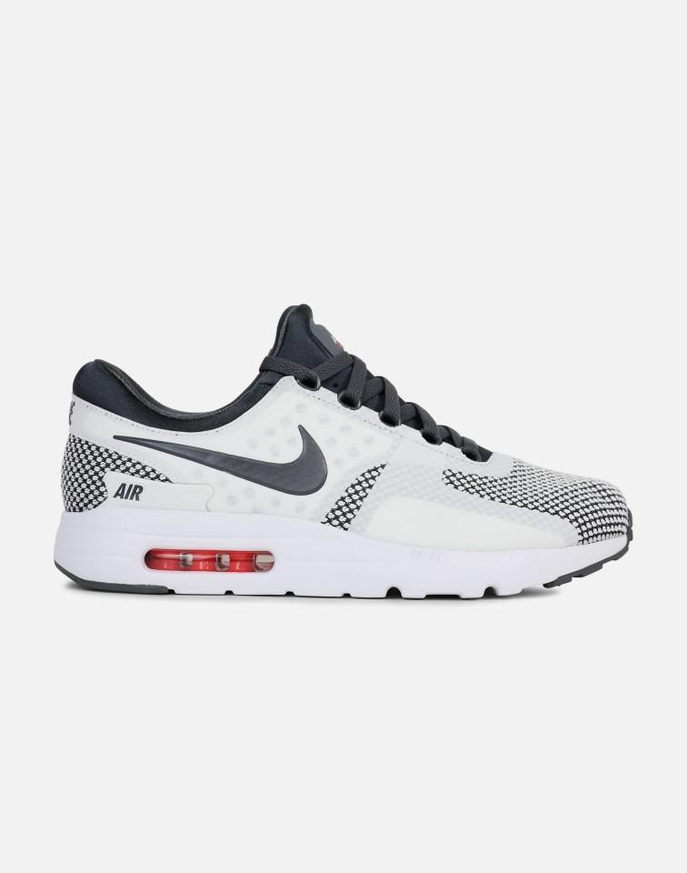 Nike AIR MAX Zero Essential Hombre Grises 876070-008