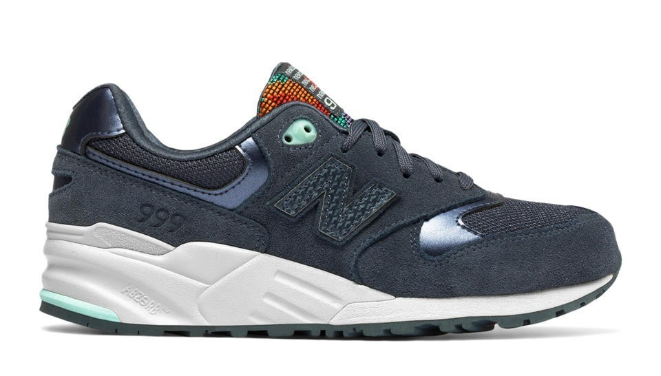 New Balance Mujer WL999CEA 999 Ceremonial Thunder with Concrete