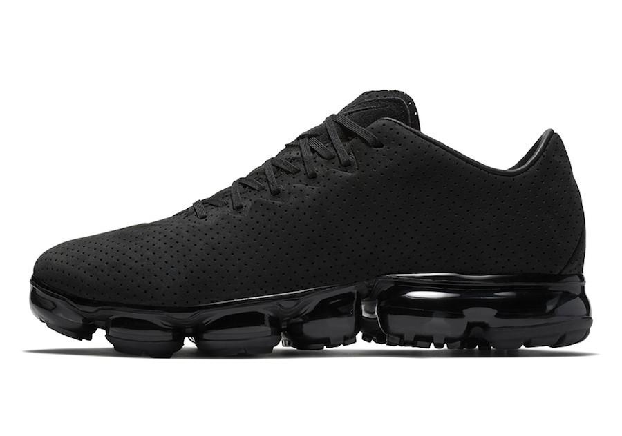 Nike Air Vapormax LTR Negras/Plateadas Hombre AJ8287-001
