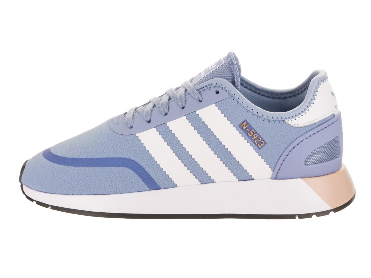 adidas Originals Mujer N-5923 en Azules/Blancas Aq0268