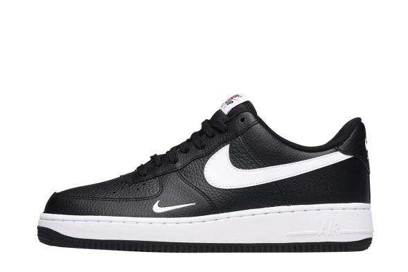 Nike Air Force 1 Hombre Negras 820266-021