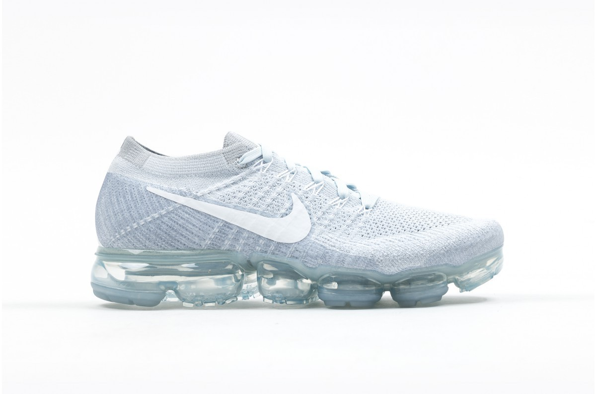 Nike Air VaporMax Flyknit Hombre Grises 849558-004