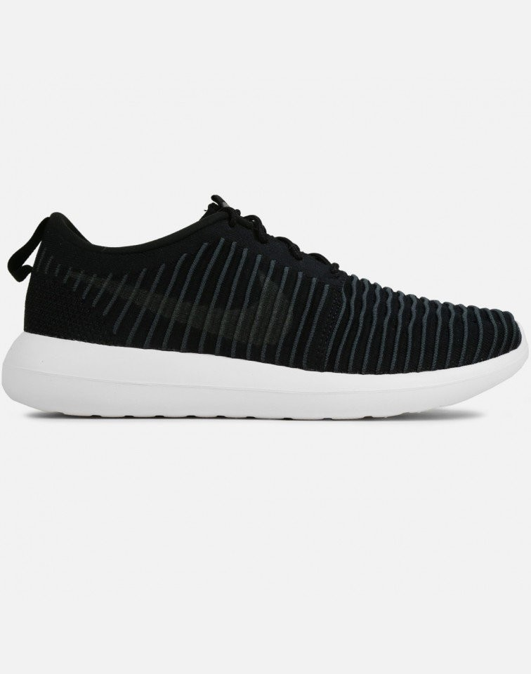 Nike Roshe Two Flyknit Hombre Negras 844833-001