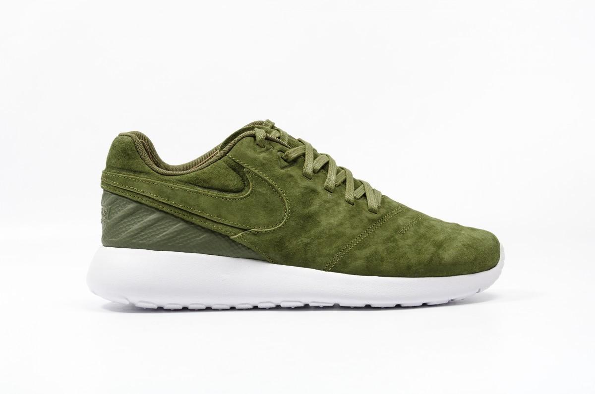 Nike Roshe Tiempo VI Hombre verdes 852615-300