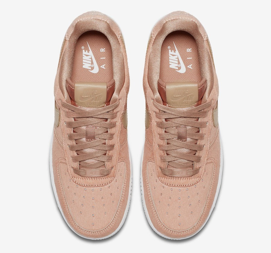 Nike Air Force 1 LX Naranjas 898889 800