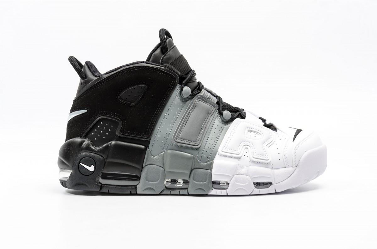 Nike Air More Uptempo Hombre Negras 921948-002
