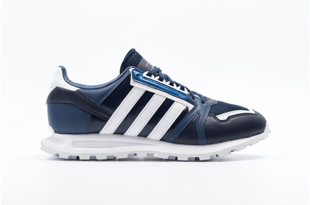 Adidas Originals x white Mountaineering Racing 1 Hombre Azules S81911