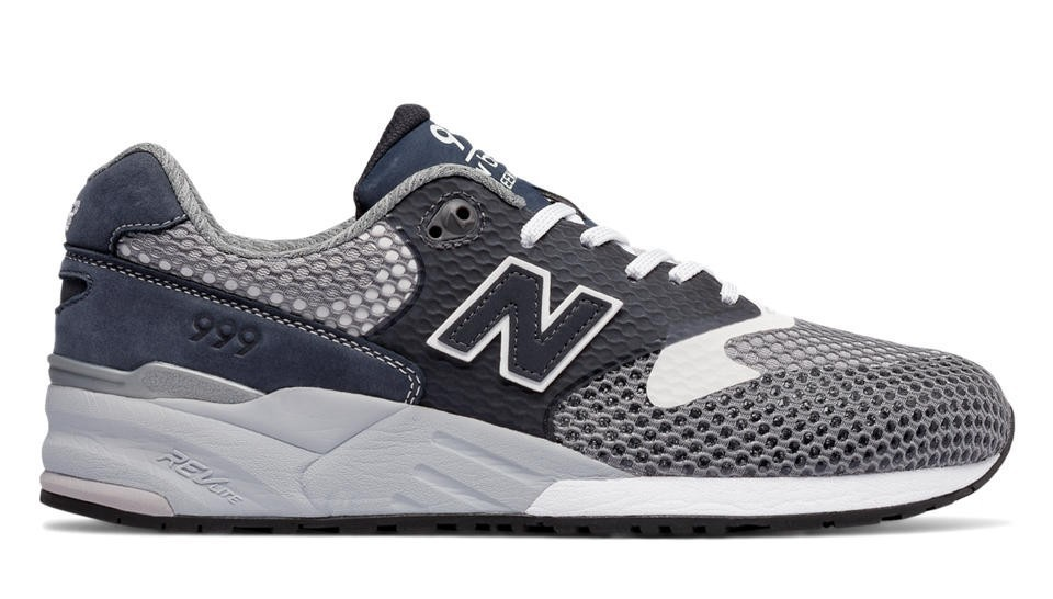 New Balance Hombre MRL999AJ 999 Re-Engineered Outerspace with Steel