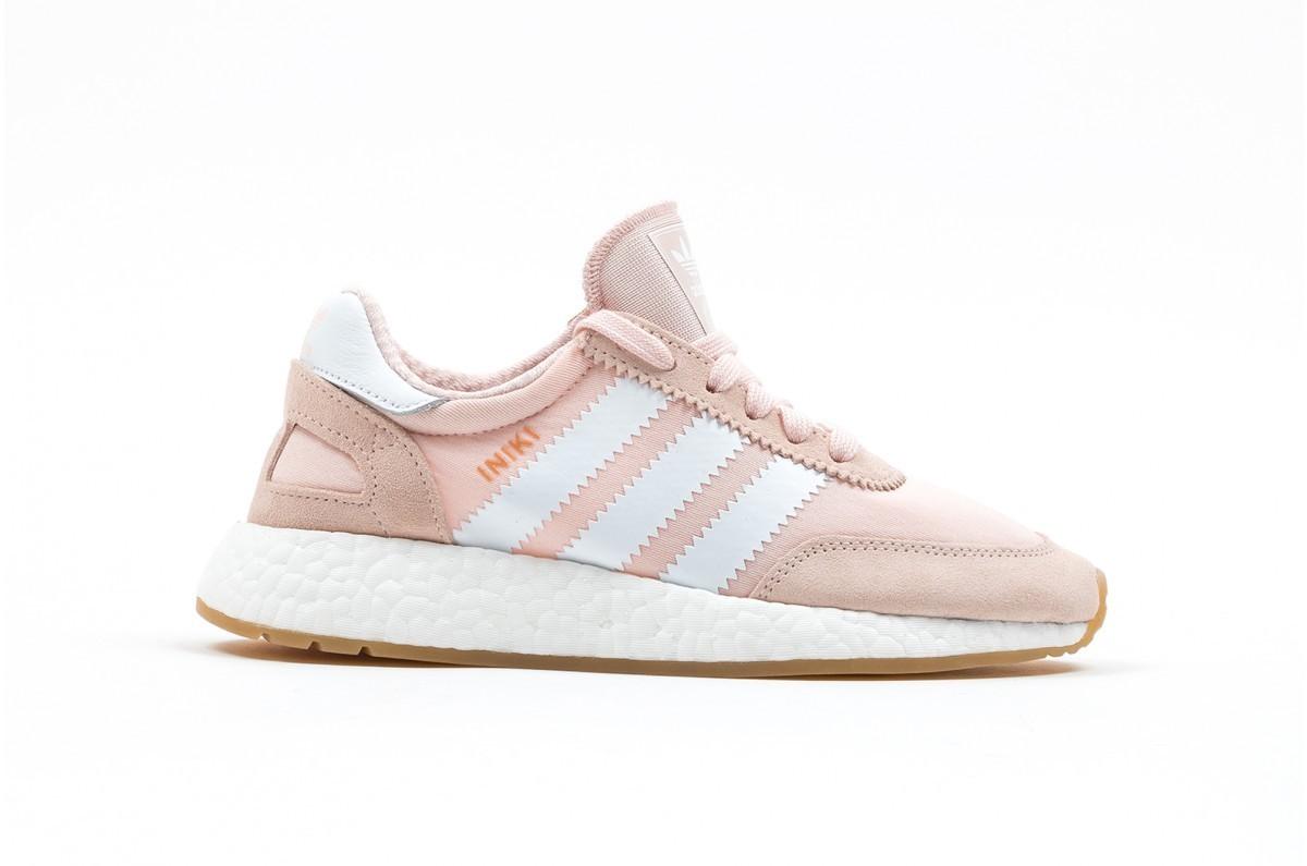 Adidas Iniki Runner Mujer Rosas BY9094