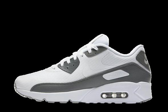 Nike AIR MAX 90 Ultra 2.0 Essential Hombre Grises 875695-102