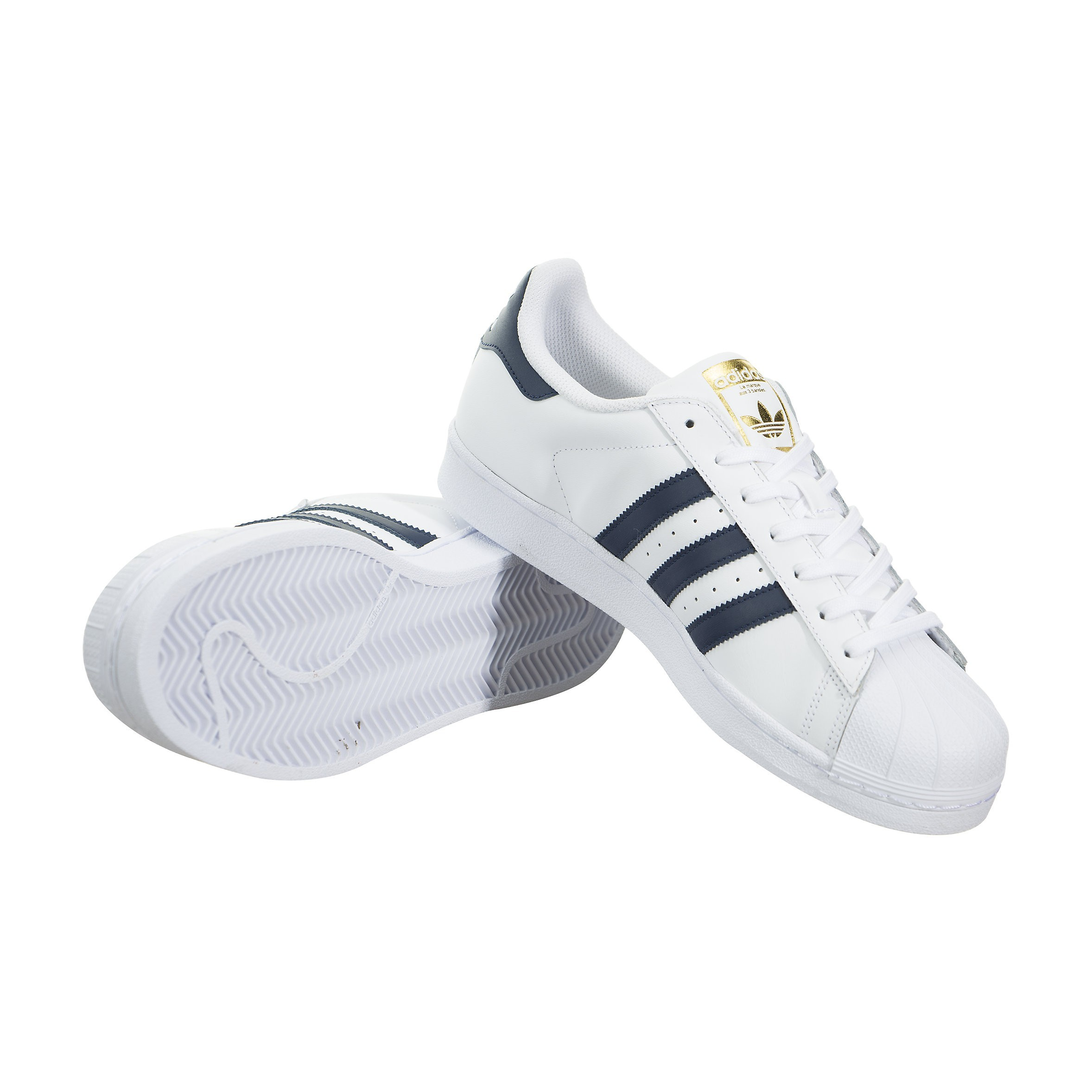 adidas superstar foundation blancas